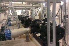 Приемка насосов в эксплуатацию и работы по центрированию насосов насосной станции ( двигатели мощностью 200,0 кВт, 110,0 кВт, 75,0 кВт ) - (Narva Vesi AS)