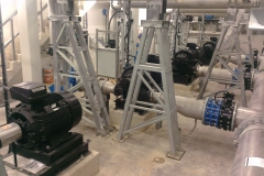 Narva vesi AS - Maintenance, commissioning and centering works of 200 kW pump's electric motors